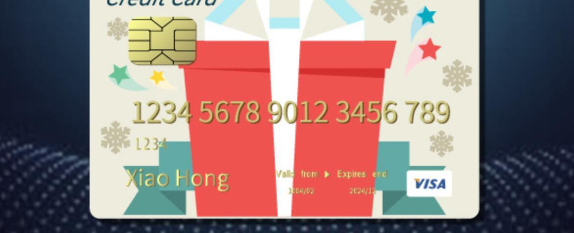 我征信差为什么信用卡还能办下来